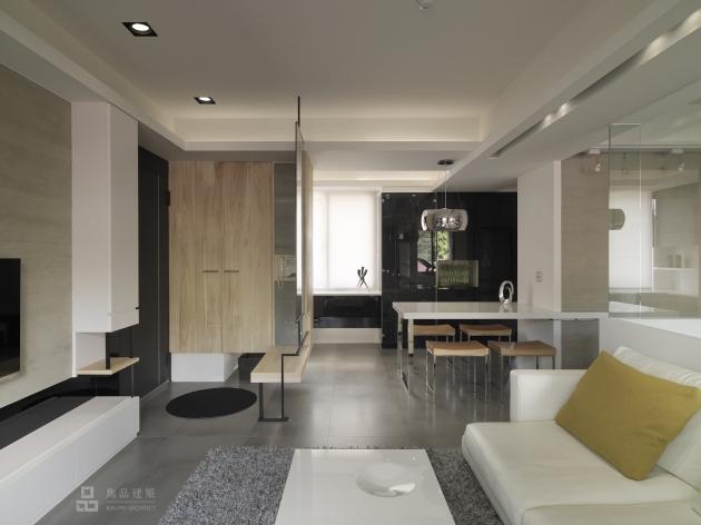 臺北市內湖區金龍路 住宅空間 4