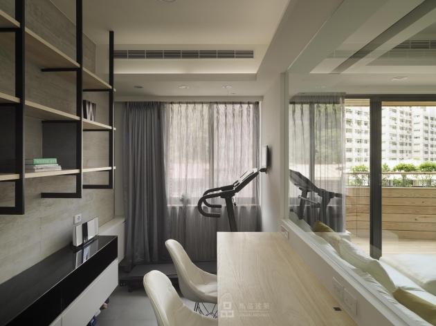 臺北市內湖區金龍路 住宅空間 6