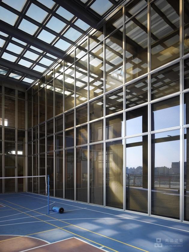 桃園市中壢區 科技大樓建築立面規劃設計 5