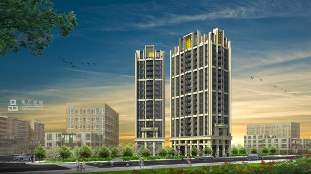 新北市新店區 集合住宅新建工程 1