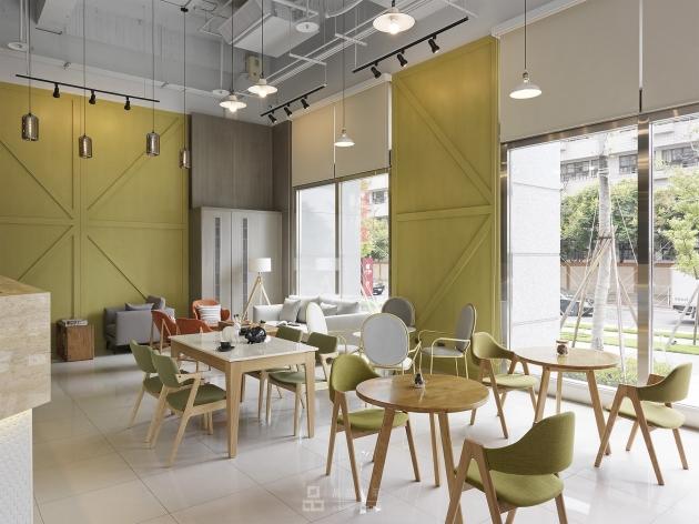 新北市新莊區企業總部 商業空間 6