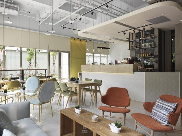 新北市新莊區企業總部 商業空間 13