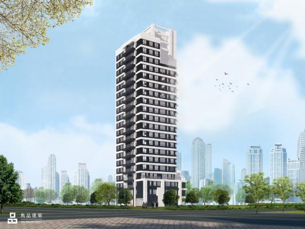 臺北市中正區 集合住宅新建工程 2